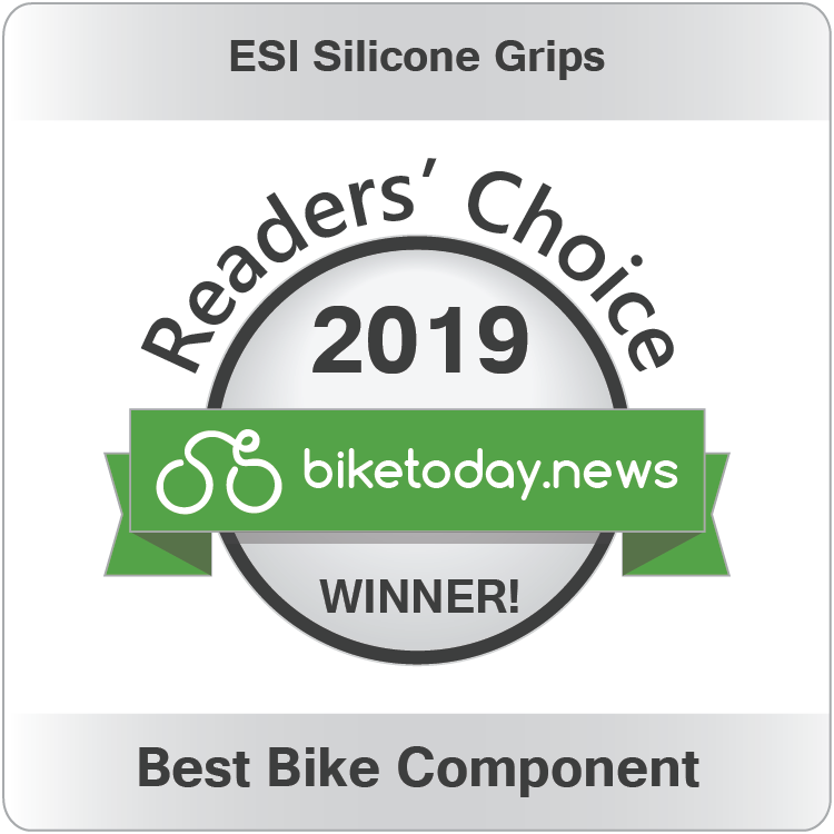 ESI Grips Wins Best Bike Component for 2019!